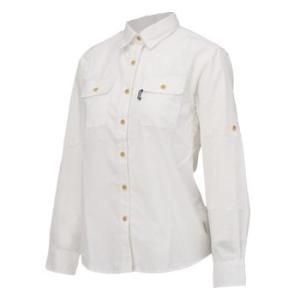 オンヨネ レディス長袖シャツ 無地 ODJ87603/アウトドアウェア シャツ ポロシャツ|basecamp-jp