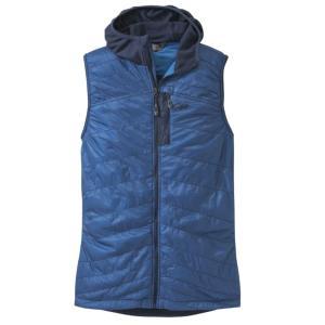 アウトドアリサーチ メンズ デビエータ フーデッド ベスト (OR Men's Deviator Hooded Vest)/アウトドアウェア ベスト|basecamp-jp