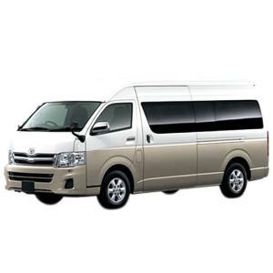 【レンタカー】トヨタ HIACE Grand Cabin 4WD 10人乗り(冬期スノータイヤ無料装...