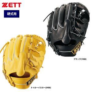 限定 ZETT プロステイタス 硬式 グラブ 投手 ピッチャー用 BPROG110 zet19ss|baseman