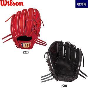 あすつく 展示会限定 ウイルソン 野球用 硬式 グラブ 投手用 ピッチャー 小型 サイズ7 WilsonStaff DUAL WTAHWFDBB wil19fw|baseman
