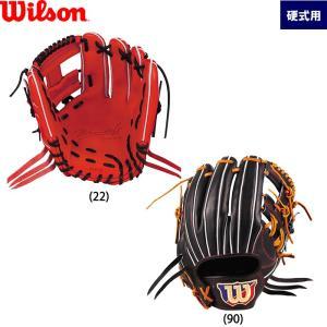 あすつく 展示会発注限定 ウイルソン 野球用 硬式 グラブ 内野用 サイズ7 内野手用 WilsonStaff DUAL WTAHWFD5H wil19fw|baseman