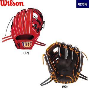 あすつく 展示会発注限定 ウイルソン 野球用 硬式 グラブ 内野用 サイズ8 内野手用 WilsonStaff DUAL WTAHWFDOH wil19fw|baseman
