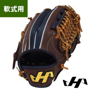 ハタケヤマ 野球用 軟式用 グラブ 内野用 大 プロ選手使用予定モデル 内野手用 グローブ TH-T49EN hat19ss baseman