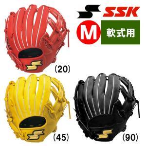 あすつく 展示会限定 SSK エスエスケイ 野球用 軟式 グラブ 即戦力 オールラウンド大 スーパーソフト SSG960F ssk19fw baseman
