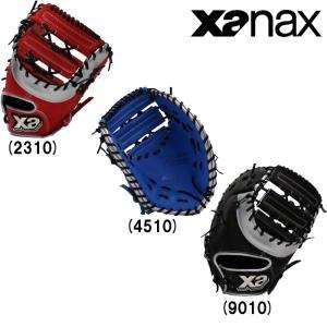 あすつく ザナックス 野球用 軟式用 ファーストミット 一塁手用 ザナパワー BRF-3590 xanax xan19fw baseman