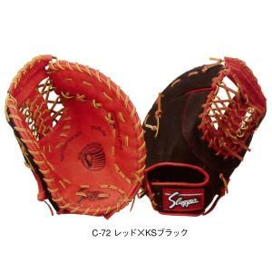 久保田スラッガー 軟式 一塁手用 ファーストミット KSF-233 kub16ss baseman