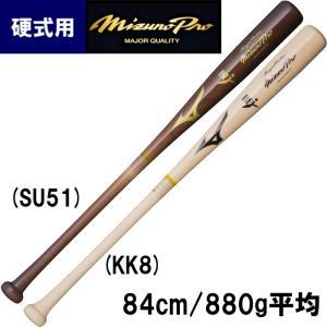あすつく ミズノプロ 野球用 硬式 木製 バット メイプル プロ選手型 ロイヤルエクストラ 1CJWH15484 miz19fw|baseman