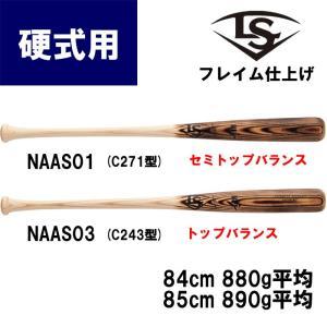 あすつく ルイスビルスラッガー 野球 硬式 木製 バット MLBアッシュ 焼き加工 フレイム ルイビル WTLNAAS ls19ss woodbat|baseman