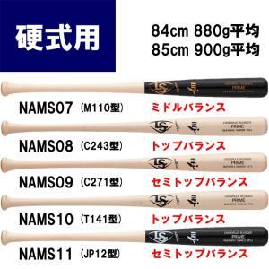 あすつく ルイスビルスラッガー 野球 硬式 木製 バット MLBメープル 先端くり抜き PRIME ルイビル WTLNAMS ls19ss woodbat|baseman