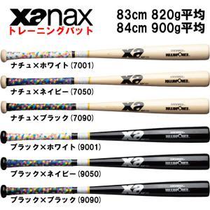 あすつく ザナックス xanax 野球 硬式 トレーニングバット 竹 バンブー スプラッシュグリップ BHB-1680 xan19ss|baseman