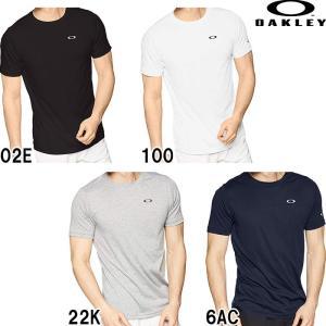 あすつく 特価SALE OAKLEY オークリー トレーニングTシャツ ENHANCE TECHNICAL QD TEE.19.03 457848JP oak19ss|baseman