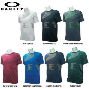 あすつく OAKLEY オークリー ビッグロゴ Tシャツ 458094 oak19tee oak19fw|baseman