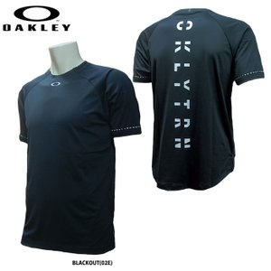 あすつく OAKLEY オークリー Tシャツ テクニカルストレッチ 日ハム 458097 oak19tee oak19fw|baseman