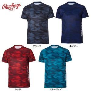 ローリングス Tシャツ ノイズTシャツ AST9F02 raw19fw baseman