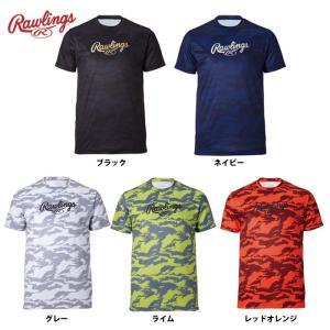 ローリングス Tシャツ コンバットツートンTシャツ AST9F04 raw19fw baseman