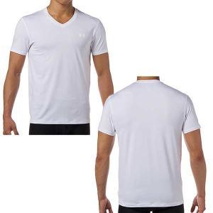 アンダーアーマー UA 半袖 Vネック Tシャツ Oシリーズ MUN7263|baseman