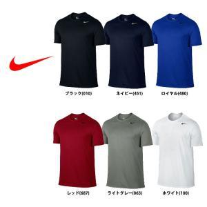 ナイキ 半袖 丸首 アンダーシャツ DRI-FIT レジェンド Tシャツ 718834 regular nik17ss baseman
