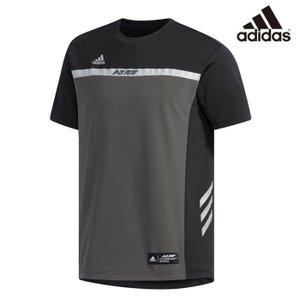 adidas アディダス 野球 Tシャツ ベースボールシャツ 半袖 5T 2ndユニフォーム HYPE FTI90 adi19ss|baseman