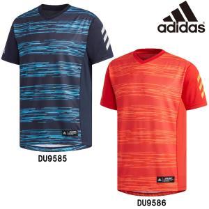 adidas アディダス 野球 Tシャツ 半袖 5T 2nd ユニフォーム Border V FTI94 adi19ss|baseman