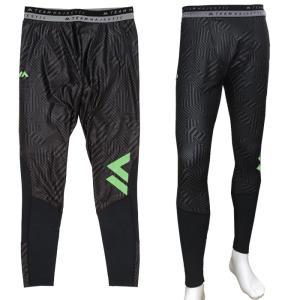 あすつく マジェスティック タイツ スパッツ 裏起毛 Authentic Under Pants XM11-MAJ-0012 maj17fw|baseman
