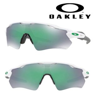 あすつく OAKLEY オークリー サングラス RADAR EV PATH(USサイズ) PRIZM JADE POLISHED WHITE OO9208-7138 oak18fw|baseman