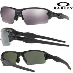 あすつく OAKLEY オークリー サングラス FLAK 2.0 (ASIA FIT) PRIZM-BLACK POLISHED BLACK OO9271-22 oak17fw|baseman