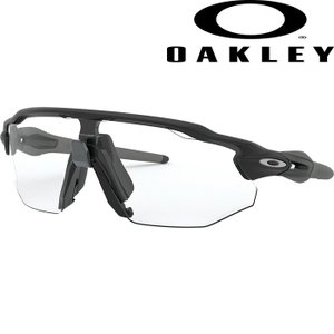あすつく OAKLEY オークリー サングラス 調光レンズ RADAR EV Advancer Clear Photochromic × Matte Black OO9442-06|baseman