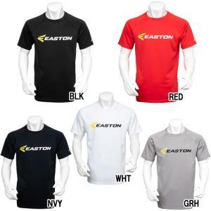 イーストン EASTON ブリスターニット テキストTシャツ ロゴ KSEAKS-001 est19ss|baseman