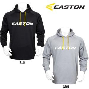 イーストン EASTON クレータ― スウェットフーディー パーカー POEAKS-004 est19ss|baseman