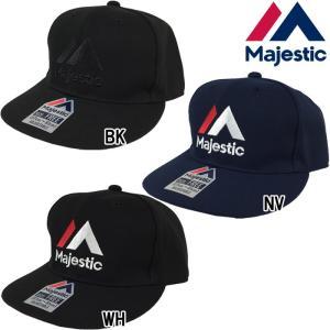 あすつく Majestic マジェスティック キャップ 帽子 野球 ベースボール ファッション XM13-MAJ-0026 maj18fw|baseman