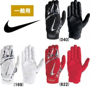 ●バッティング手袋 ●メーカー名:ナイキ(NIKE) ●メーカー品番:BA1004 ●カラー:ブラッ...