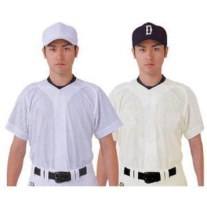 デサント 練習用メッシュシャツ STD-17T|baseman