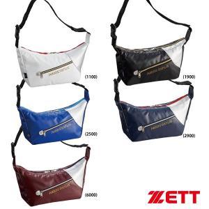 ZETT ミニバッグ 限定 ネオステイタス 3リットル BAN5036 zet16fw|baseman