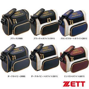 ZETT プロステイタス ミニバッグ ショルダー BAP704 zet17ss|baseman