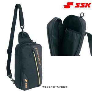 SSK ボディバッグ ワンショルダーバッグ プロエッジ EBA4004F ssk18ss baseman