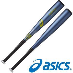 アシックス ジュニア 軟式 金属 バット トップバランス STAR SHINE BB8108 asi17ss|baseman