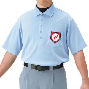 ミズノ 審判用 半袖 ポロシャツ ボーイズリーグ・高校野球対応 52HU13018|baseman