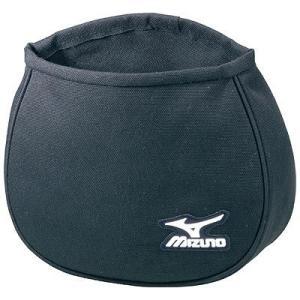ミズノ 審判用 4個入れボール袋 2ZA252 ※硬式・軟式用|baseman
