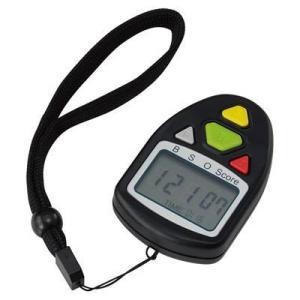LINE ベースボール カウンター 審判用 電子 インジケーター D1301|baseman