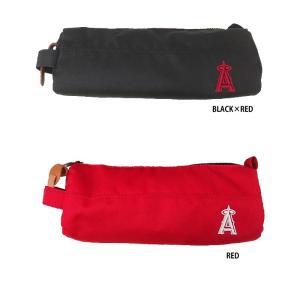 あすつく イーカム MLB ペンケース 小物入れ エンゼルス AG-PC01|baseman