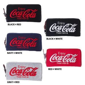 あすつく イーカム MLB 長財布 コカ・コーラ Coca-Cola ウォレットチェーン付き COK-WLT01|baseman