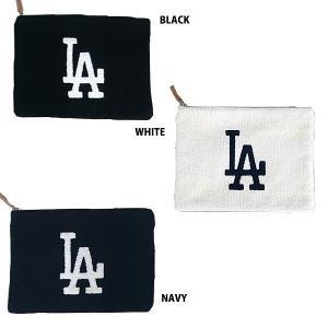あすつく イーカム MLB クラッチバック(大) ロサンゼルスドジャース LA-CLH01|baseman