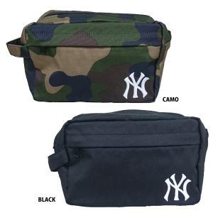あすつく イーカム MLB ニューヨークヤンキース ポーチ 小物入れ YK-PCH01|baseman