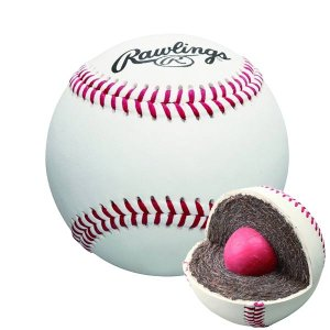 ローリングス 硬式 野球用 練習球 1球 R452PR|baseman