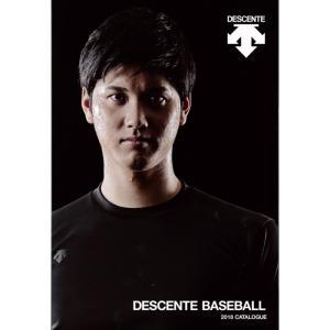 2018年 デサント 野球・ソフトボール カタログ 18cata|baseman