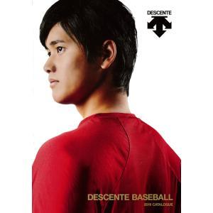 2019年 デサント 野球・ソフトボール 総合カタログ 19cata|baseman