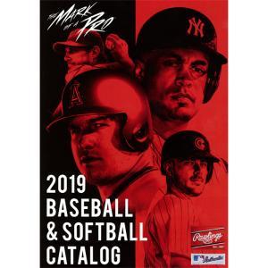 2019年 ローリングス 野球・ソフトボール 総合カタログ 19cata|baseman