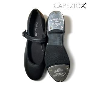 Capezio(カペジオ)タップシューズ3800 MARYJANE・BLACK/黒レザー(子供・女性用)|basement-tapdance