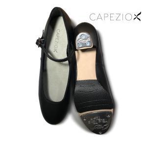 タップシューズCapezio(カペジオ)561TAP Jr.FOOTLIGHT(女性用)|basement-tapdance